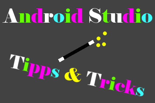 Android Studio: Tipps & Tricks (Logo)